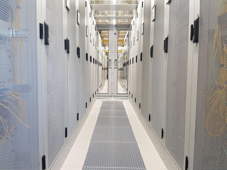 В вычислительных залах Nikef