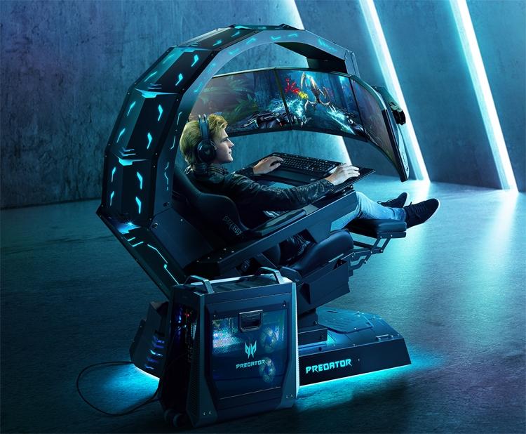 """Acer Predator Thronos: 2,5 миллиона рублей за право взойти на игровой трон"""""""