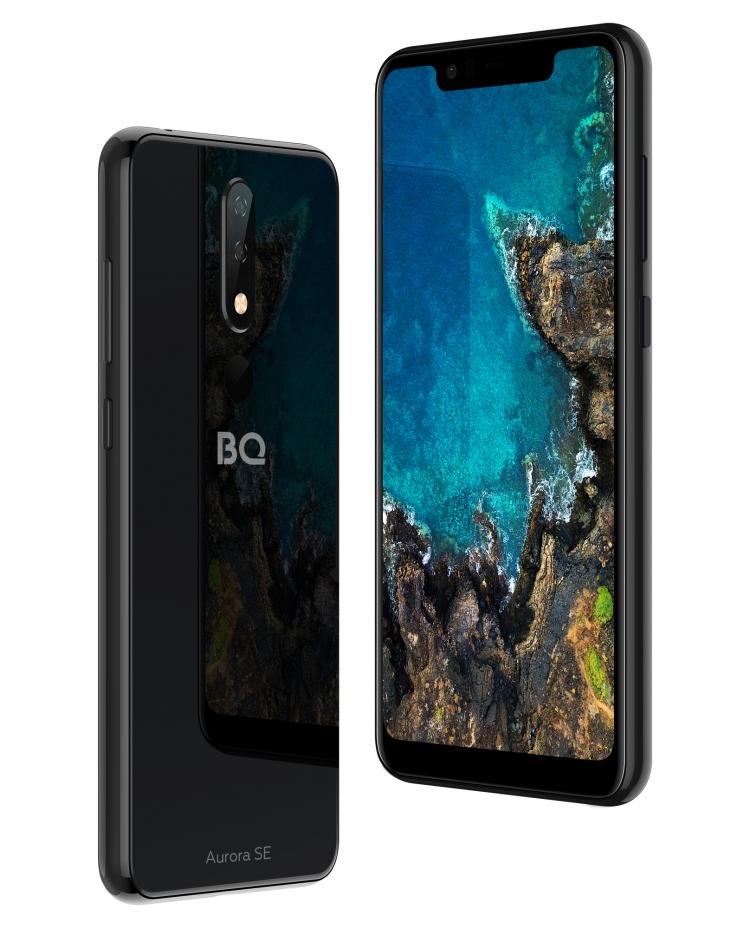"""BQ представила смартфон BQ 5732L Aurora SE с поддержкой ИИ"""""""