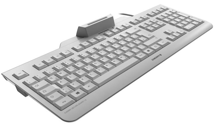 "Клавиатура Cherry Secure Board 1.0 обеспечивает шифрование нажатий"""