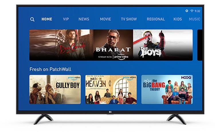 """Xiaomi Mi TV 4X 2020 Edition: телевизор за $500 с диагональю 55"""" и поддержкой HDR 10"""""""