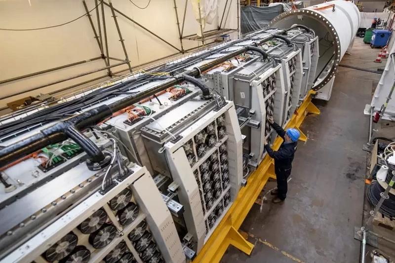 Project Natick: перед помещением оборудования в контейнер