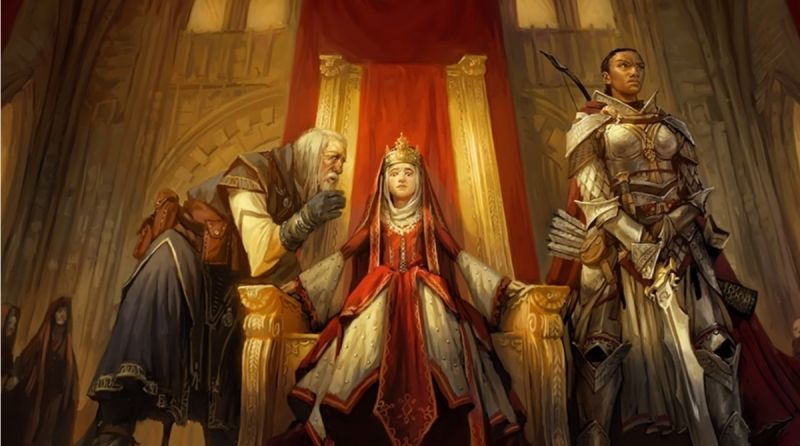 Разработчики Pathfinder: Kingmaker намекнули на скорый анонс""