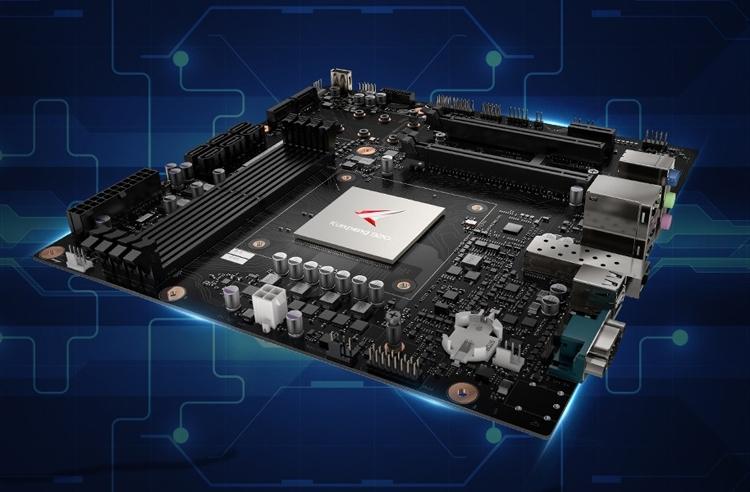 """Huawei анонсировала плату D920S10 для рабочих станций с ARM CPU Kunpeng 920"""""""