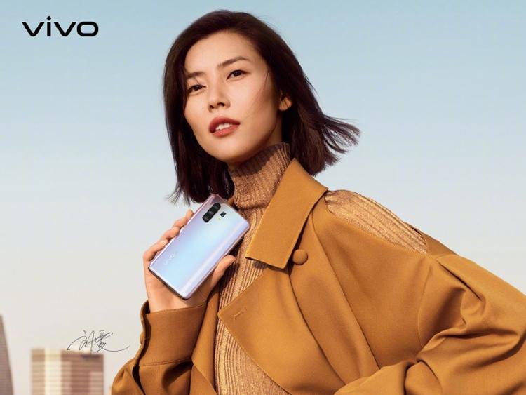 """Двухрежимный 5G-смартфон Vivo X30 позирует на рендерах в разных цветах"""""""