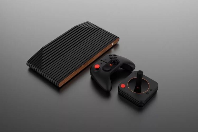 Консоль Atari VCS близка к началу производства