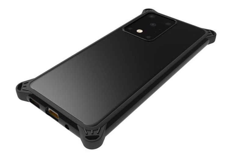 """Изображения чехлов для Samsung Galaxy S11 Plus «утекли» в Интернет"""""""