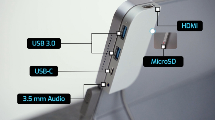 "BoltHub Pro: «невидимый» концентратор для Apple MacBook и iPad"""