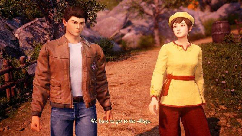 Настолько чистых и невинных персонажей, как Шенхуа, даже в играх редко встретишь, не то что в жизни