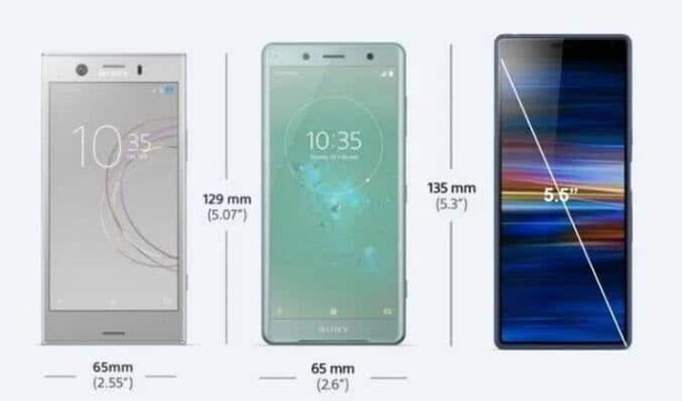 """Sony готовит смартфон Xperia Compact с 5,5"""" дисплеем"""""""