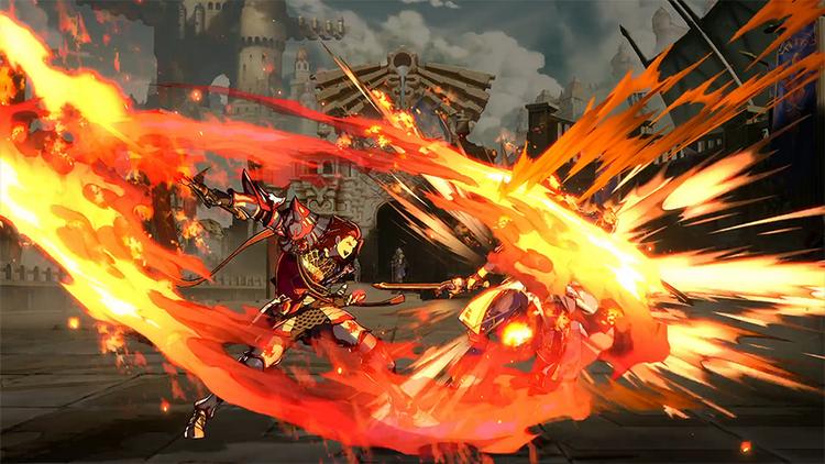 Видео: Arc System Works представила Персиваля и Ланселота из Granblue Fantasy: Versus