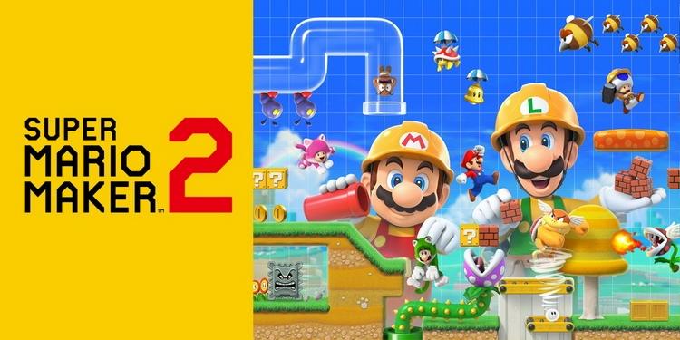 """Обновление Super Mario Maker 2 добавит Высший меч и превращение в Линка, а также другие элементы"""""""