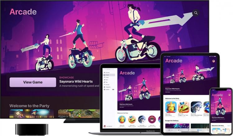 """Apple провела награждение лучших игр 2019 года для своих платформ"""""""