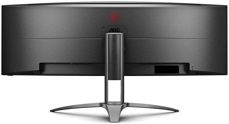 """AOC Agon AG493UCX: гигантский игровой монитор с частотой обновления 120 Гц"""""""