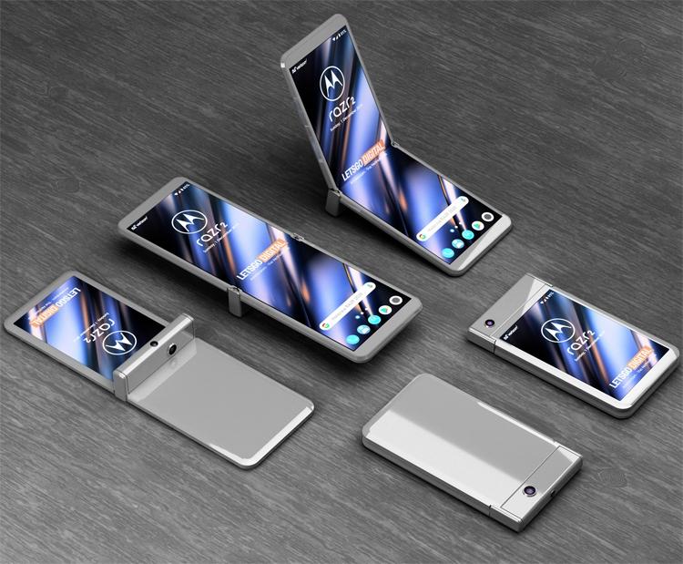 Новый гибкий смартфон Motorola razr может получить модульную конструкцию