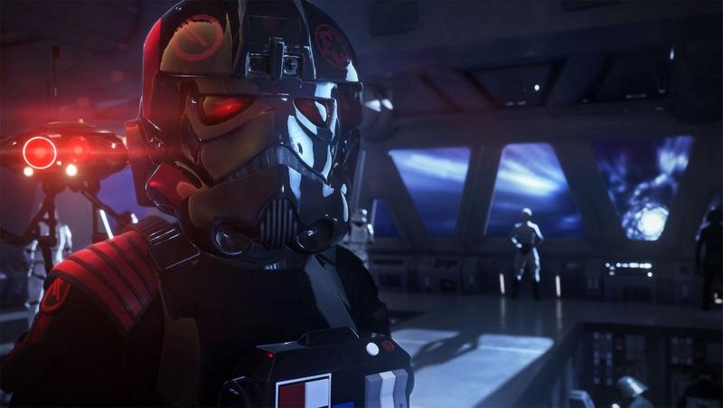 """Утечка: Battlefront 2 получит праздничное издание"""""""