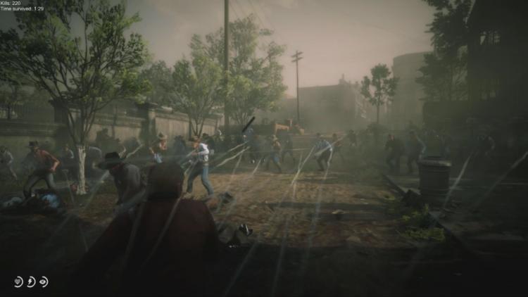 """Для Red Dead Redemption 2 вышла модификация с режимом орды"""""""