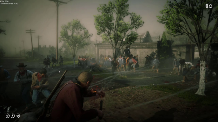 Для Red Dead Redemption 2 вышла модификация с режимом орды