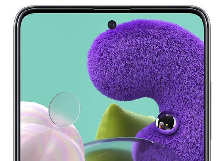 """Смартфон Samsung Galaxy A51 показался на пресс-изображении"""""""