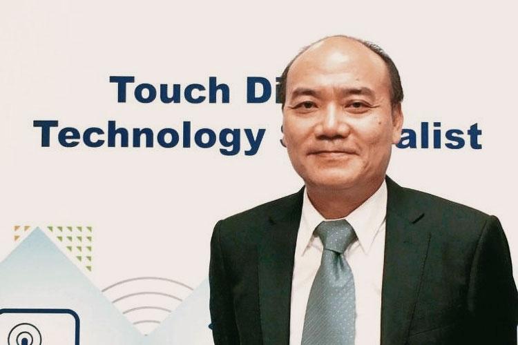 Чжоу Сяньин (Zhou Xianying), председатель GIS