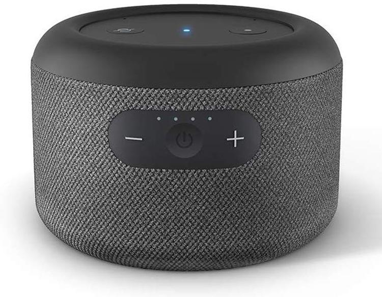 """Новый смарт-динамик Amazon Echo не требует подключения к электрической сети"""""""