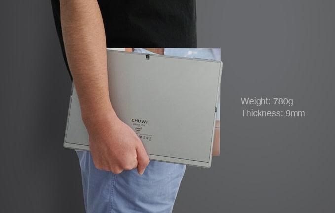 """Планшет Chuwi UBook Pro — два устройства по цене одного"""""""