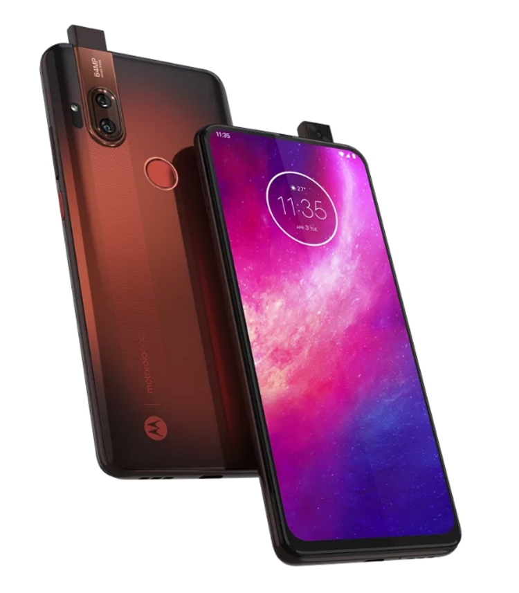 """Представлен Motorola One Hyper — смартфон с экраном без рамок и камерой-перископом"""""""