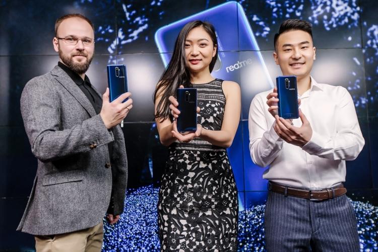 """Realme представила в России свой первый флагманский смартфон X2 Pro"""""""