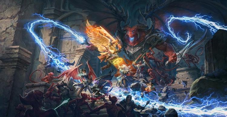 Единственное изображение Pathfinder: Wrath of The Righteous