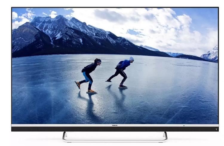 """Дебют первого смарт-телевизора Nokia: 55 дюймов, 4K HDR и JBL Audio"""""""