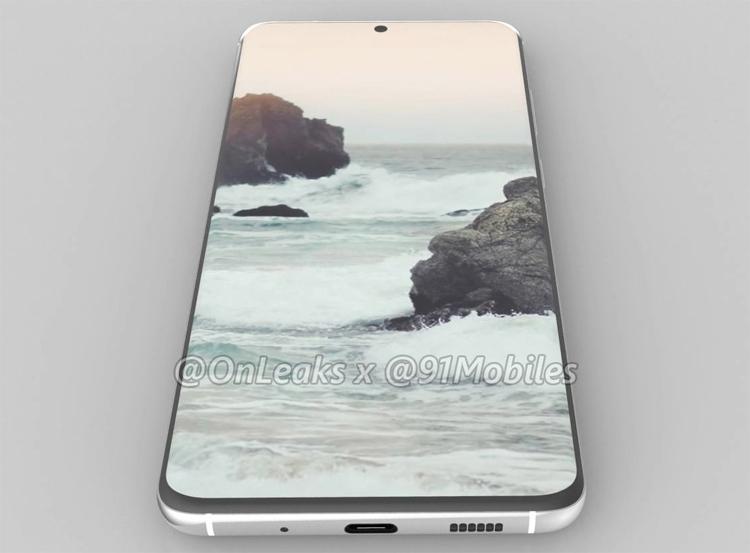 """Смартфон Samsung Galaxy S11 сможет записывать видео в формате 8K"""""""