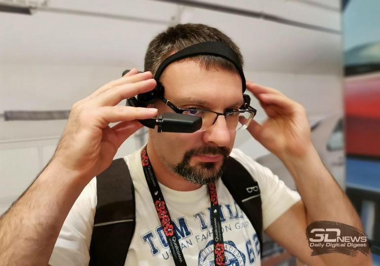 Главный редактор 3DNews Денис Нивников на себе испытал новую платформу