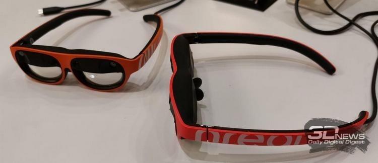 Один из вариантов AR-очков на XR2