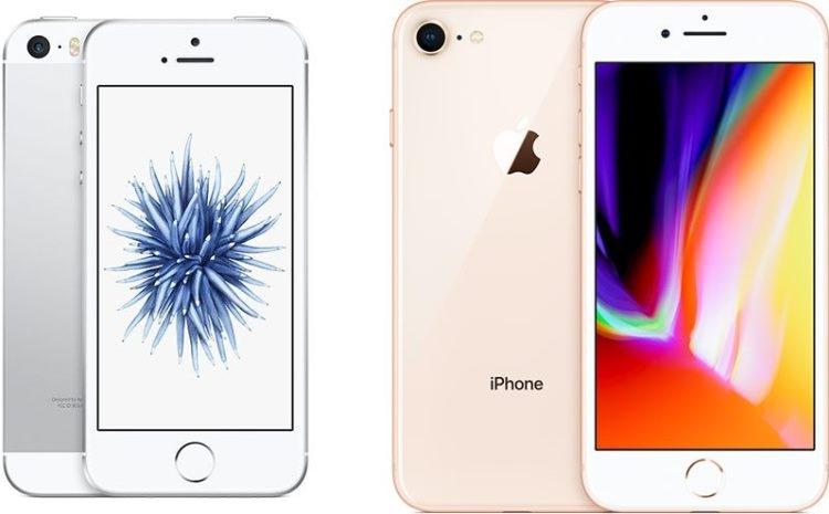 """Ожидаемый в следующем году iPhone SE 2 может получить имя iPhone 9"""""""