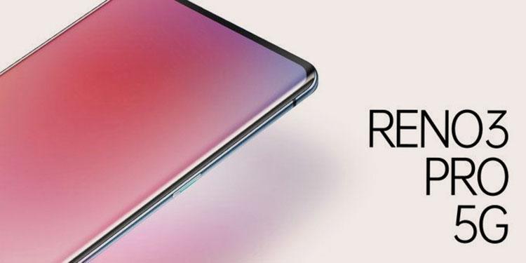 "OPPO Reno3 Pro: 90-Гц экран OLED, 12 Гбайт ОЗУ и чип SD765G с 5G"""