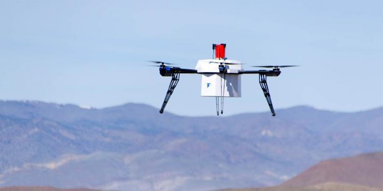 """IBM разрабатывает патент, чтобы дроны не могли украсть посылки"""""""