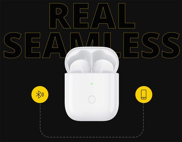 """Realme Buds Air: полностью беспроводные наушники-вкладыши с качественным звуком"""""""