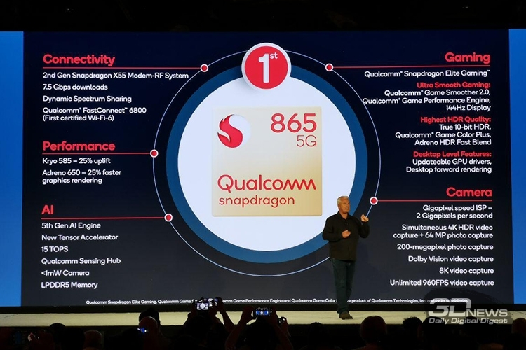"""Выход смартфона Redmi K30 Pro с процессором Snapdragon 865 ожидается в марте"""""""