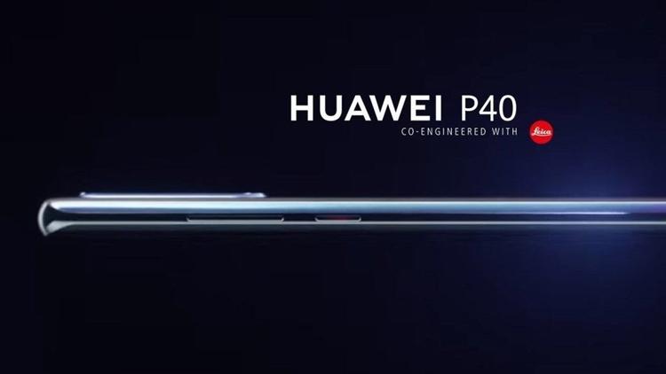 """Первый рендер мощного смартфона Huawei P40 появился в Интернете"""""""