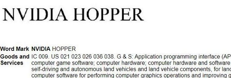 """NVIDIA Hopper — графические процессоры, которые придут на смену Turing и Ampere"""""""