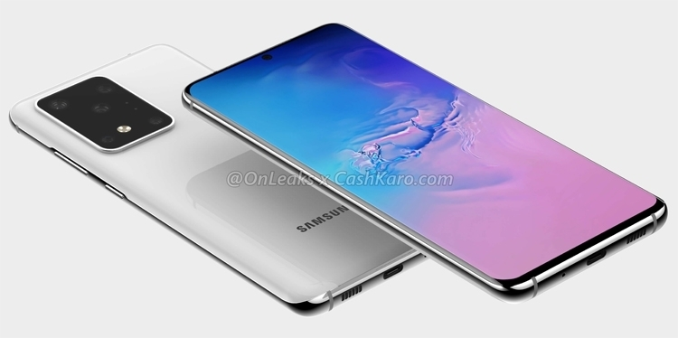 """Samsung Galaxy S11+ получит более дорогую и качественную эксклюзивную 108-Мп камеру"""""""