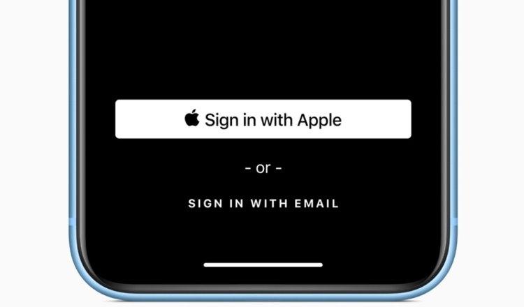 """В России запустили сервис «Вход с Apple» для быстрой регистрации на сайтах и в приложениях"""""""