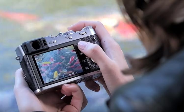 "Анонс премиум-компакта Fujifilm X100V ожидается в феврале"""