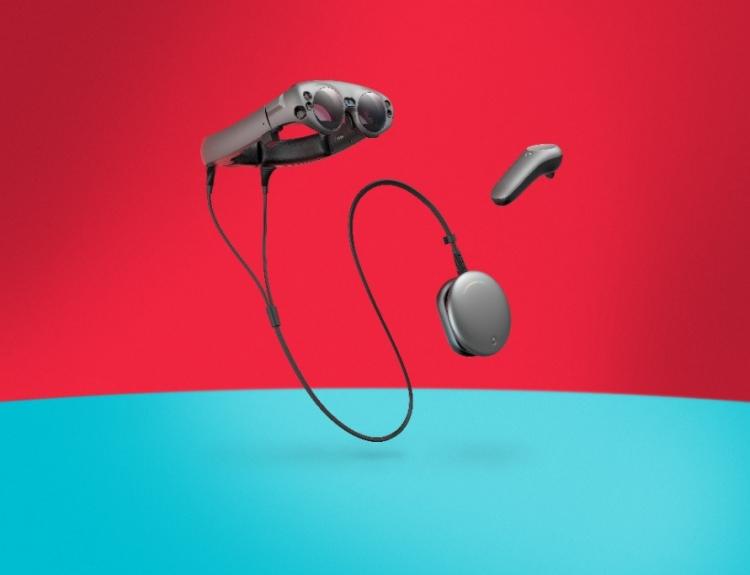 Анонсирована гарнитура смешанной реальности Magic Leap 1 стоимостью $2995