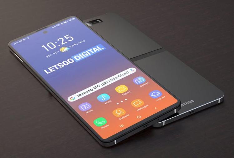 """Samsung наделит экраны смартфонов защитным покрытием Ultra Thin Glass"""""""