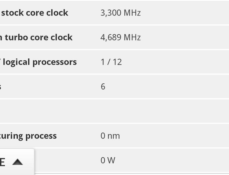"""Intel Core i5-10600: частоты чуть выше, чем у Core i5-9600, но появился Hyper-Threading"""""""