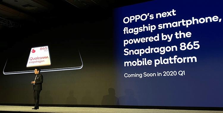 """Грядёт анонс смартфона OPPO Find X2 с чипом Snapdragon 865 и новым датчиком изображения Sony"""""""
