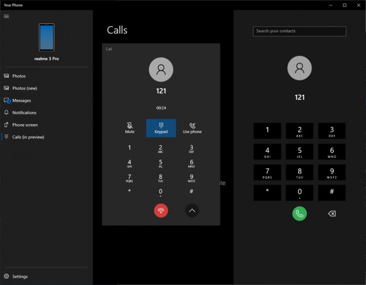 """Теперь с Windows 10 можно звонить по телефону и принимать звонки"""""""