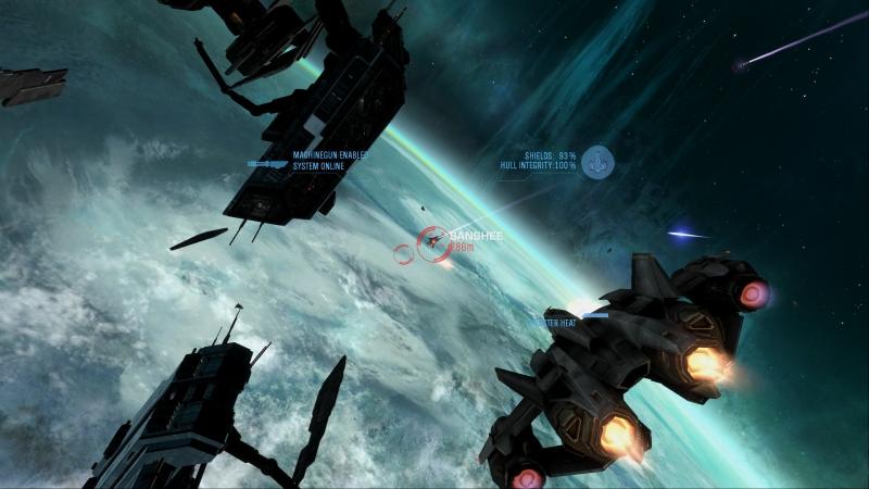 Reach дает поучаствовать в космических баталиях — впервые в серии