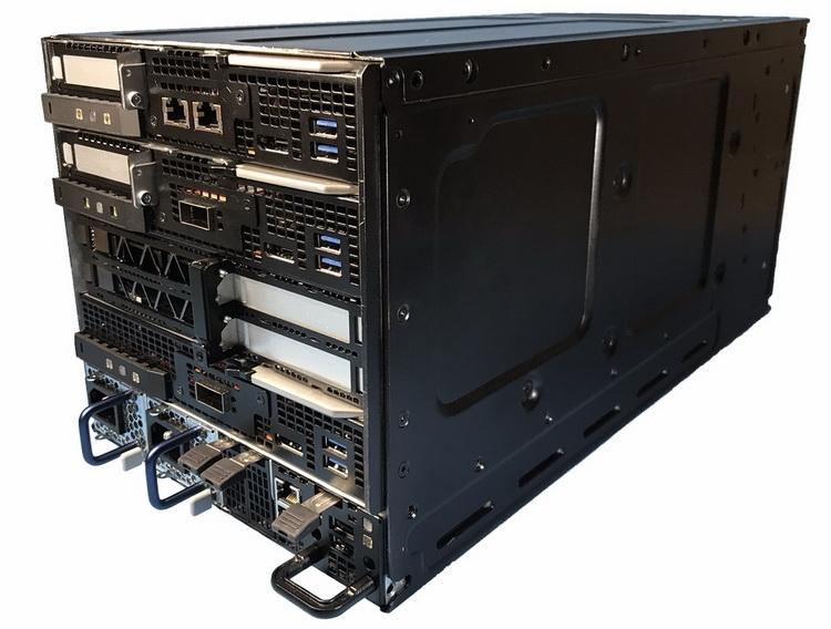 HPE Edgeline EL8000: защищённый микро-ЦОД, не требующий обслуживания